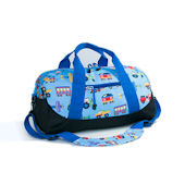 Olive Kids Trains Planes And Trucks Bag