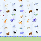 Olive Kids Wild Animals Sheet Set