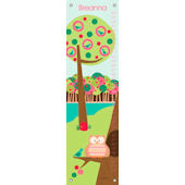 Branch Buddies Pink Growth Chart