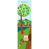 Branch Buddies Teal Growth Chart