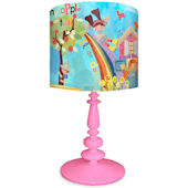 Oopsy Daisy Say Say oh Playmate Lamp Shade & Base