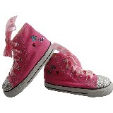 Pink Pageant Bling Shoes