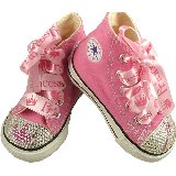 Princess Bling Converse