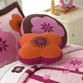 Flowers For Hanna Deco Pillow