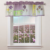 Patch of Flowers Window Valance