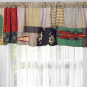 Surfing USA Window Valance