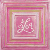 Metallic Square Wall Plaque Multiple Colors