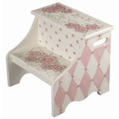 Rose Step Stool
