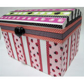 Lady Bug Little Lamb and Piggy Toy Box