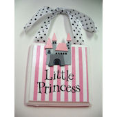 Ribbon Made Little Princess 2 Door Hanger