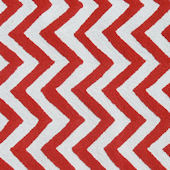 Rug Market Chevron Red Rug
