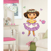 Dora Enchanted Forest Adventures Giant Sticker