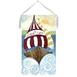 Boy of The Sea Wall Hanging by Drooz Studio