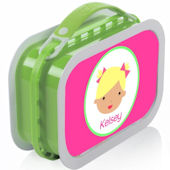 Adroable Me Girl Lunchbox