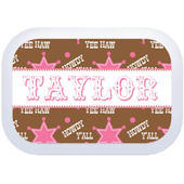 Cowgirl Lunchbox Faceplate