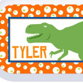 Dinosaur Lunchbox Faceplate