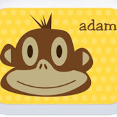 Monkey Boy Lunchbox Faceplate