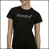 Grandma to the Nth Bling Tee