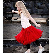 Tutu Couture Red  Pettiskirt