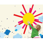 Wall Candy Arts My Sunshine Wall Stickers