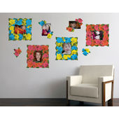 Wall Candy Arts Roses Frames Wall Stickers