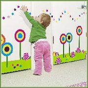 Wallcandy Kids Wall Stickers