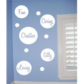 Personality Dots Peel and Stick Wall Mural