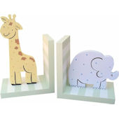 Wish Upon A Star Safari Bookends