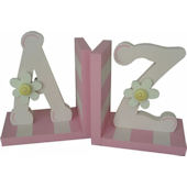 Wish Upon A Star Sherbert Pink Bookends