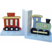 Wish Upon A Star Train Bookends