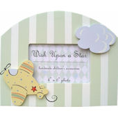 Wish Upon A Star Airplane Picture Frame