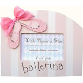 Wish Upon A Star Ballerina Picture Frame