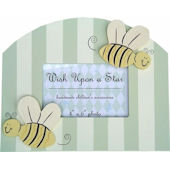 Wish Upon A Star Busy Bees Picture Frame