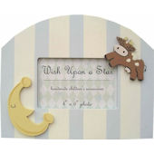 Wish Upon A Star Cow Over The Moon Picture Frame