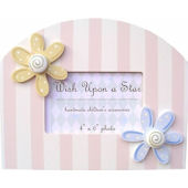 Wish Upon A Star Crazy Daisy Picture Frame