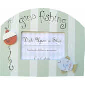 Wish Upon A Star Fishing Picture Frame