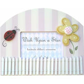 Wish Upon A Star Garden Picture Frame