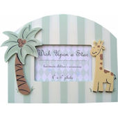 Wish Upon A Star Safari Picture Frame