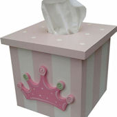 Wish Upon A Star Princess Tissue Cover